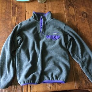 Patagonia Synchilla Lightweight Snap-T Fleece